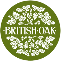 The British Oak, Stirchley Logo
